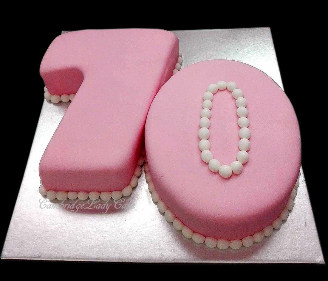 Urodziny Cambridge Lady Cake