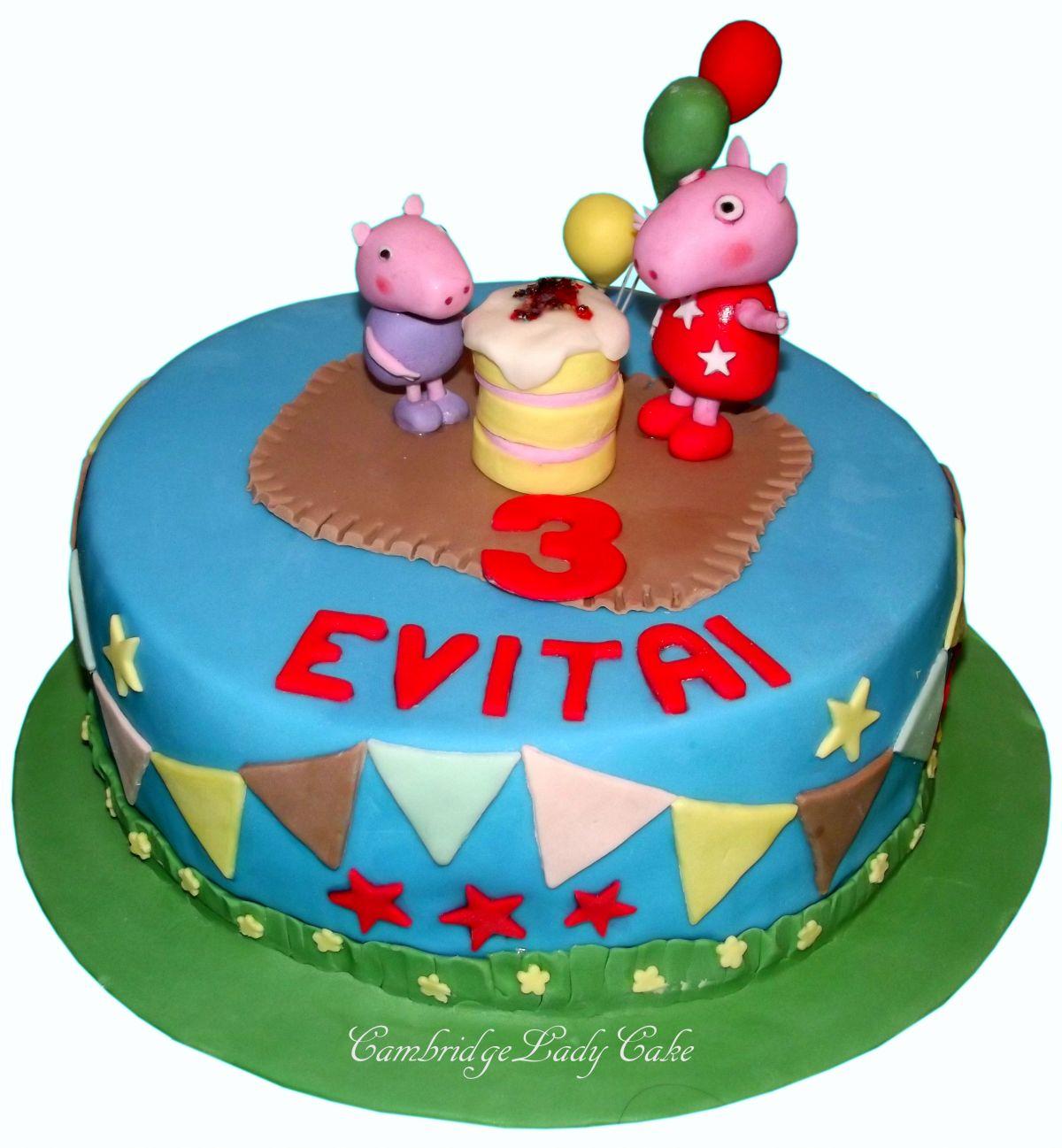 Birthday Celebrations Cambridge Lady Cake