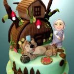 Tort - Masza i Niedźwiedź