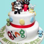 Tort dwupiętrowy - Bing