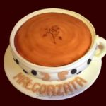Tort - Filiżanka kawy