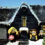 Tort - Dom Minionków