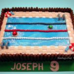 Tort - Basen pływacki