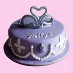 Tort - Księżniczka Zosia