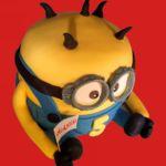 Tort 3D - Minionek