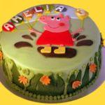 Tort - Świnka Peppa