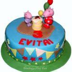Tort - Urodziny Świnki Peppy