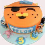 Tort - Kot, Koala i Piraci