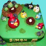 Tort - Wściekłe ptaki