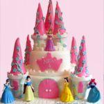 3D Tort - Zamek Ksieżniczek